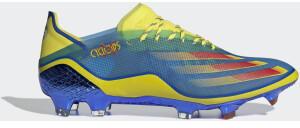 Adidas Marvel X Ghosted.1 FG Fußballschuh Blue/Vivid Red/Bright Yellow