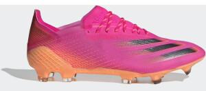 Adidas X Ghosted.1 FG Fußballschuh Shock Pink/Core Black/Screaming Orange