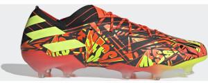 Adidas Nemeziz Messi.1 FG Fußballschuh Solar Red/Solar Yellow/Core Black