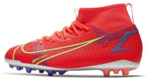 Nike Jr. Mercurial Superfly 8 Academy AG Kids (CV0732-600) red