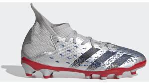 Adidas Predator Freak.3 MG Kids (FY7625-0008) silver metallic/core black/royal blue