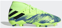 Adidas Nemeziz 19.3 FG Kids (FV4002-0015) signal green/core black/royal blue