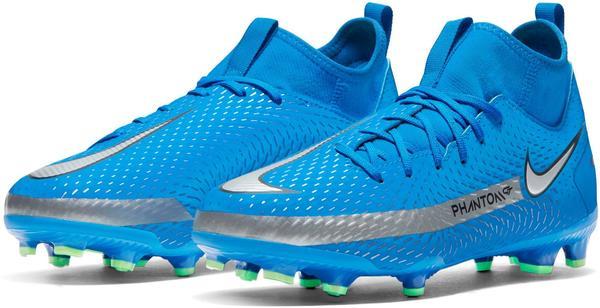 Nike Jr. Phantom GT Academy Dynamic Fit MG Kids (CW6694-400) blue