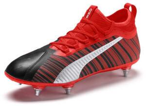 Puma One 5.2 SG (10561701) black/nrgy red/aged silver