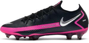 Nike Phantom GT Elite FG (CK8439) black/metallic silver/pink blast