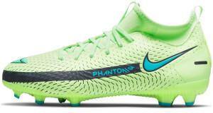 Nike Jr. Phantom GT Academy Dynamic Fit MG (CW6694) lime glow/aquamarine