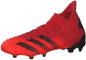 Adidas Predator Freak.2 FG red/core black/solar red