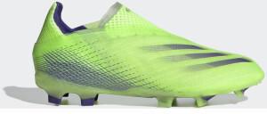 Adidas X Ghosted+ FG Signal Green/Energy Ink/Semi Solar Slime