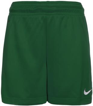 Nike Park II Knit Shorts ohne Innenslip, grün (Pine Green/White), XL, 725988-302