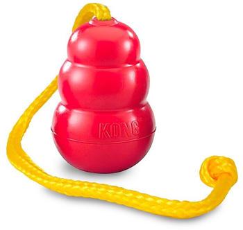 Kong Classic mit Seil,