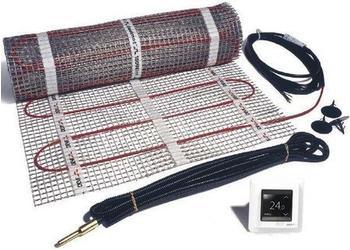 Devi Dünnbett-Set mit DEVIreg Touch 1-1350 (150 W/m² 9m²)