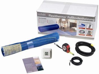 Nordholm Flexithermo-Plus Heizmatten Set FTTP-S 50-800 (200 W/m², 4m²)