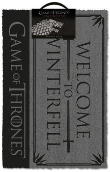 Pyramid international Fußabtreter Game Of Thrones (60 x 40 cm) Welcome To Winterfell