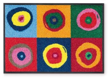 Wash+Dry Sergej 60x180cm multicolor