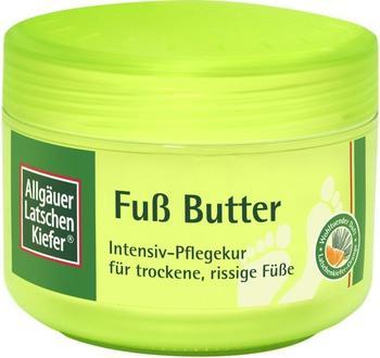 Allgäuer Latschenkiefer Fuß Butter (200ml)