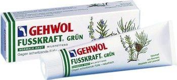 Gehwol Fusskraft Grün (125 ml)