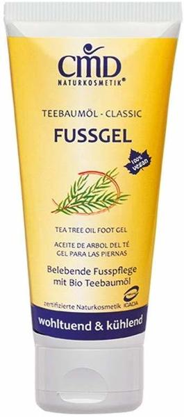 CMD Naturkosmetik Fußgel (100 ml)