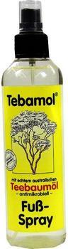 Tebamol Teebaumöl Fußspray (200 ml)