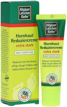 Allgäuer Latschenkiefer Hornhaut Reduziercreme extra stark (30 ml)