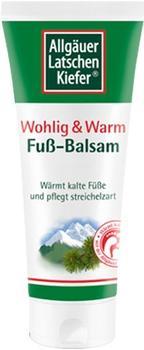Allgäuer Latschenkiefer Wohlig & Warm Fuß-Balsam (75 ml)