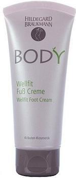 Hildegard Braukmann Body Wellfit Fuß Creme (100ml)