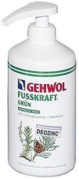 Gehwol Fusskraft Grün (500ml)