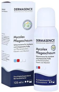 Dermasence Mycolex Pflegeschaum (125ml)