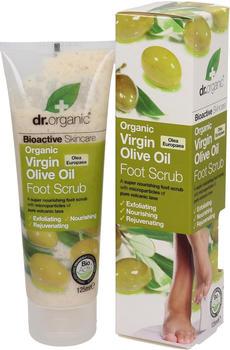 Dr. Organic Fußpeeling Virgin Olive Oil (125ml)