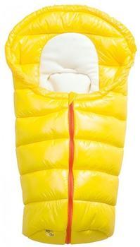 Odenwälder InKiD fiber Fußsäckchen gelb (11500)