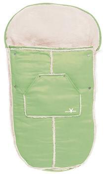Wallaboo Footmuff 6 - 36 months lime green