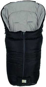 Fillikid Winterfußsack Eco Big schwarz