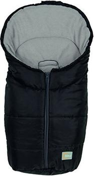 Fillikid Winterfußsack Eco Small schwarz