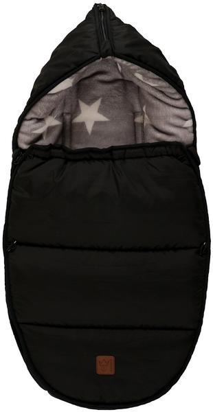Kaiser Hoody schwarz mit Starprint