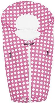 Odenwälder Coolmax Dots pink