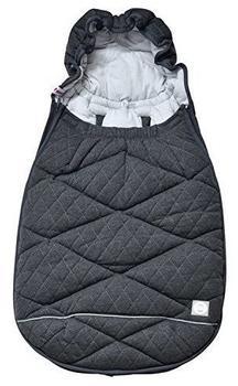 Lodger BKCFO4000062 Baby Fußsack Baumwolle Quilt, Gruppe 0 Plus