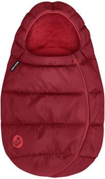 Maxi-Cosi Fußsack für Babyschalen essential red