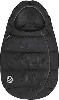 Maxi-Cosi Fußsack für Babyschalen essential black