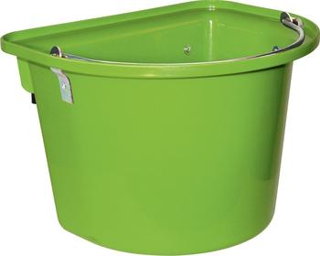 Kerbl Turnier-Futterkrippe mit Einhängebügel hellgrün