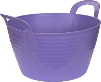 Kerbl Flexibler Trog Flexbag 12 Liter lila