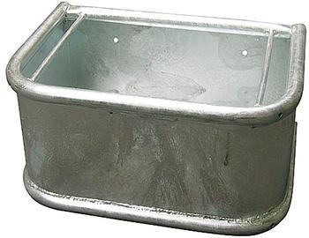 Kerbl Verzinkter Rechteck-Trog 35 L