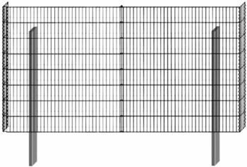 Bellissa Limes Mauersystem Basisbausatz 230 x 90 x 12 cm