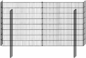 Bellissa Limes Mauersystem Basisbausatz 230 x 150 x 12 cm