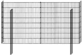 Bellissa Limes Mauersystem Basisbausatz 230 x 180 x 12 cm