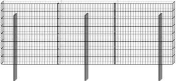 Bellissa Limes Mauersystem Anbausatz 112 x 120 x 12 cm