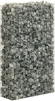 Bellissa Mülltonnenumrandung Einzelelement BxTxH: 65 x 23,5 x 120 cm