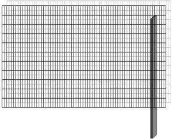 Bellissa Paravento Erweiterungsbausatz BP-E5 BxH: 177,8 x 100,5 cm