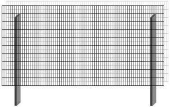 Bellissa Paravento Erweiterungsbausatz BP-E8 BxH: 197,8 x 100,5 cm