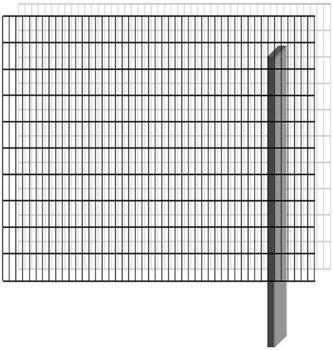 Bellissa Paravento Erweiterungsbausatz BP-E2 BxH: 197,8 x 201 cm