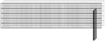 Bellissa Paravento Erweiterungsbausatz BP-E7 BxH: 197,8 x 50,5 cm