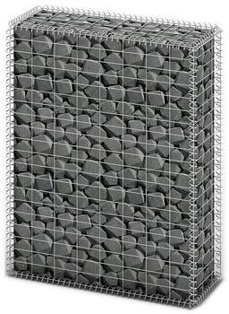 vidaXL Gabionensäule 100 x 80 x 30 cm